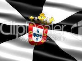 Flag of Ceuta