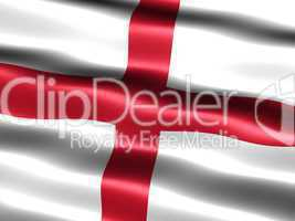Flag of the England