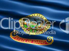 Flag of the state of Idaho