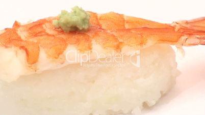 sushi single shrimp