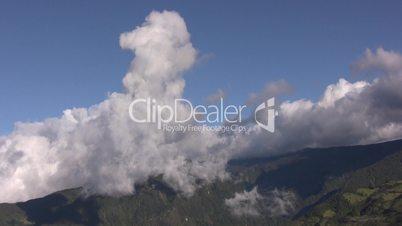 Cloud timelapse