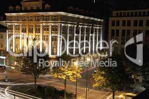 Nachts in Dortmund