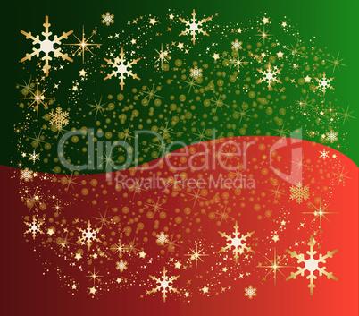 rot grüner weihnachtshintergrund