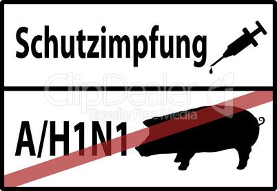 schweinegrippe impfung