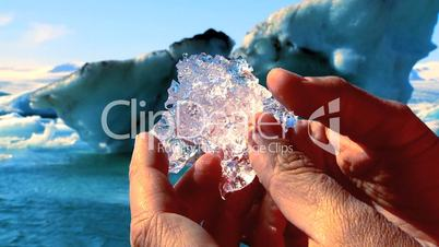 Eiskristall