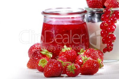 Marmelade Zutaten