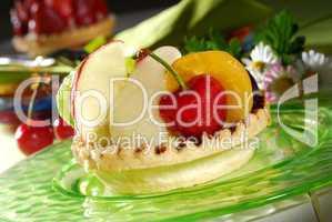 Obsttoertchen
