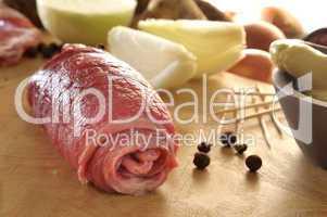 Rollfleisch