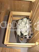 inneneinrichtung  - sauna.
