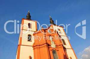 Kirche Sankt Blasius in Fulda
