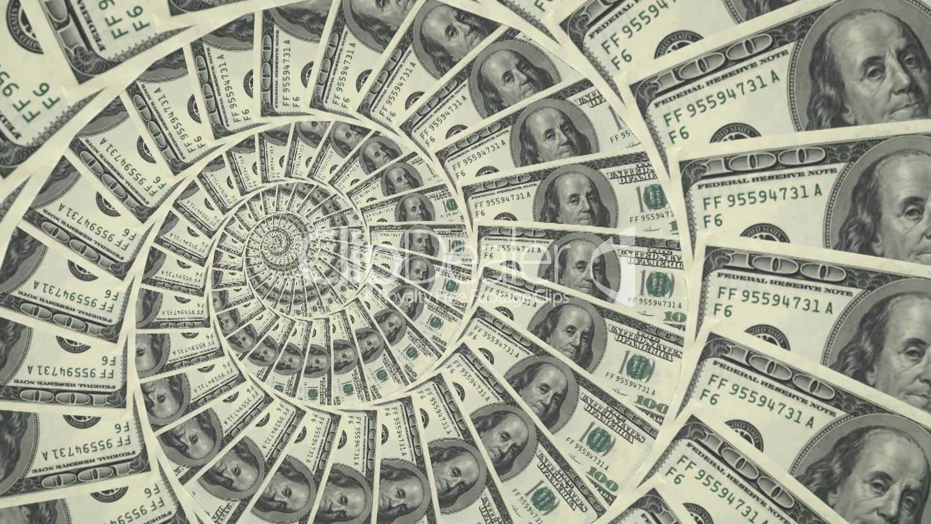 Money animation dollars royalty free video and stock footage - 100 dollar wallpaper ...