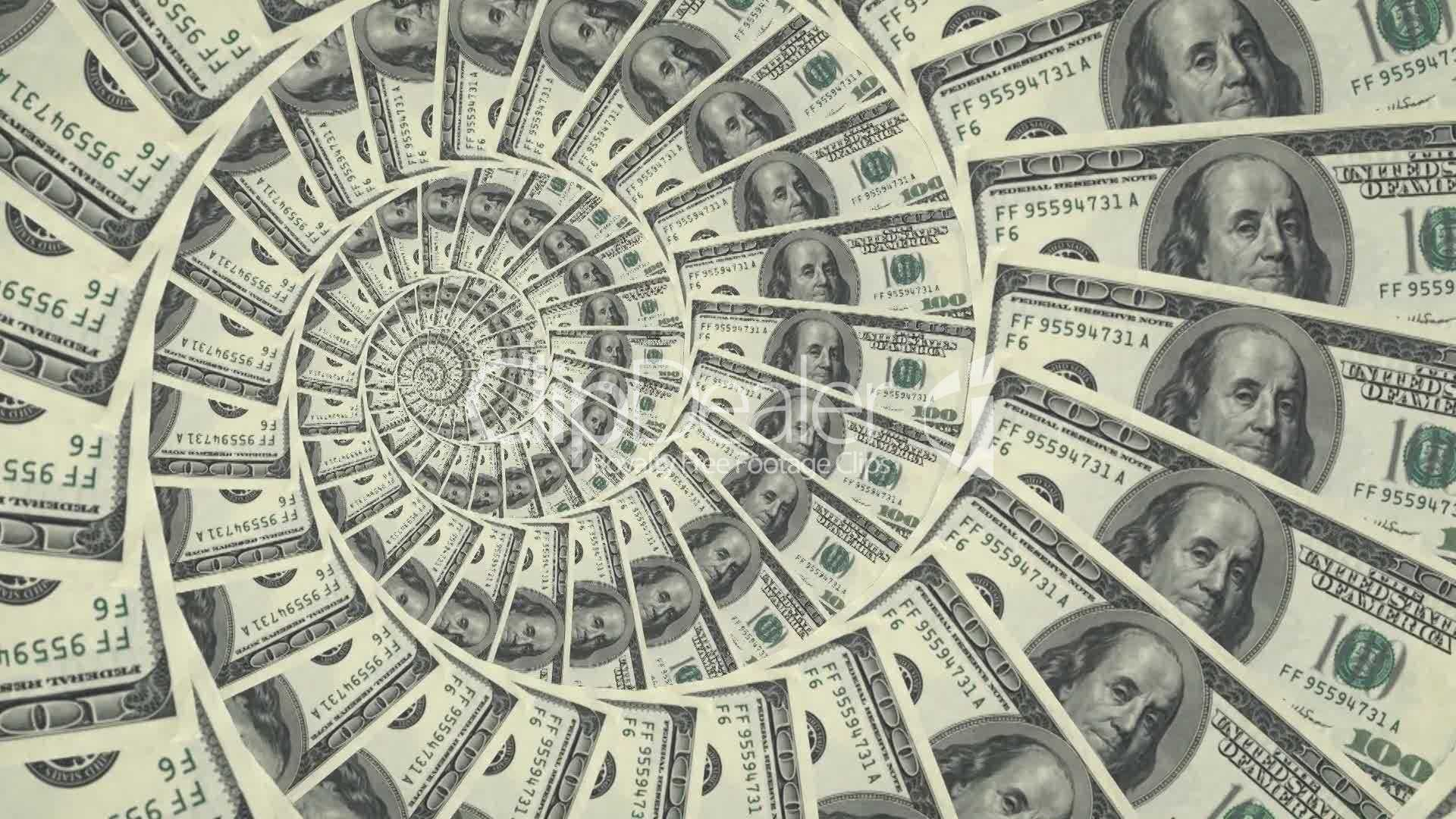 money animation - dollars: Royalty-free video and stock ...