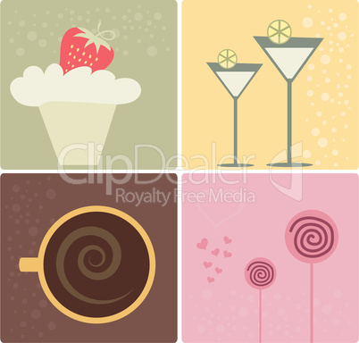 Vector Food Clip-Art