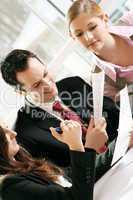 Geschäfts-Meeting