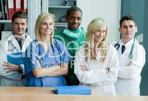 Ärzteteam - Ärztinnen und Ärzte