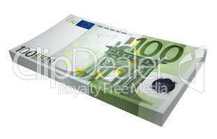 Sheaf of euro #1
