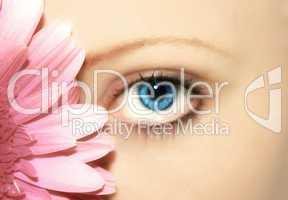 Beauty Auge