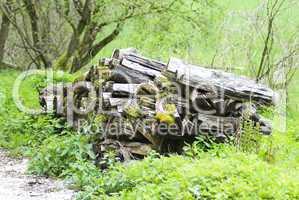 Holzstoss