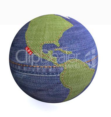 Jeans world # 1