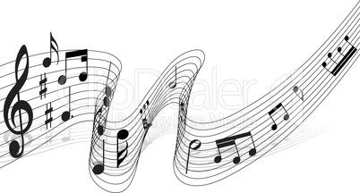 musiklischer Hintergrund