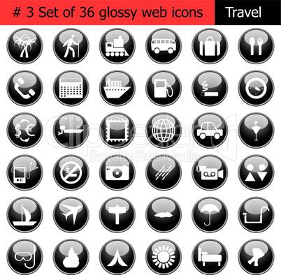 Web Symbole