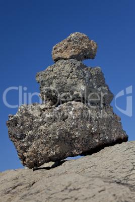 Volcanic Rocks In Iceland
