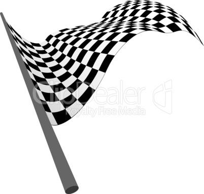 Renn-Flagge