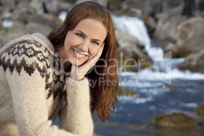Beautiful Scandinavian Woman