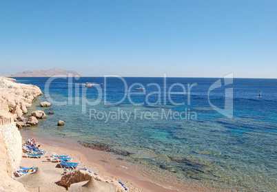Red Sea coast, Sharm el Sheikh, Egypt