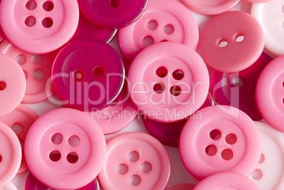 Knöpfe pink