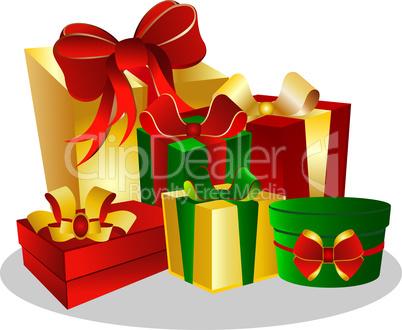 Weihnachtsgeschenke Clipart.Weihnachtsgeschenke Royalty Free Images Photos And Pictures