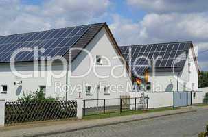 Solaranlage - solar plant 61