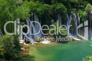 Kravica Wasserfälle - Kravica waterfall 16