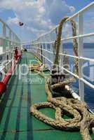 Tau - rope 01