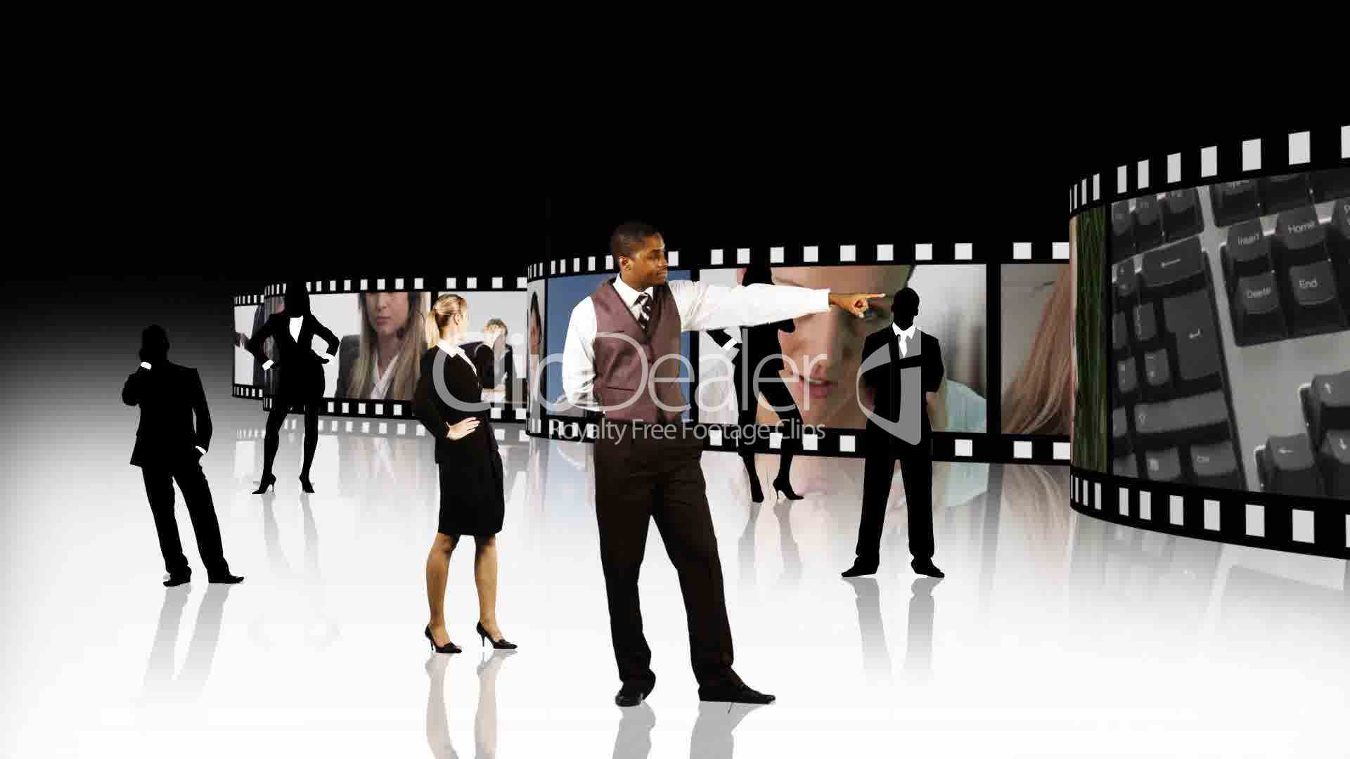 Film scenes bureau royalty free video and stock footage for Bureau stock 13