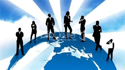 communication of the world
