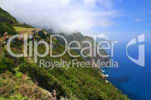 Nordküste, Madeira