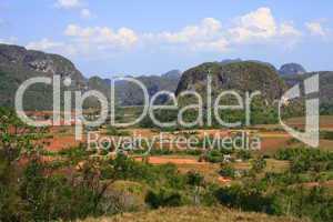 Das Vinales Tal