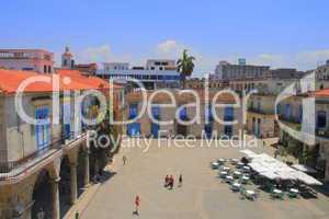 Kathedrale in Havana