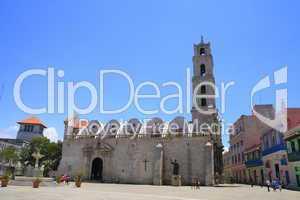 Kirche in Havana