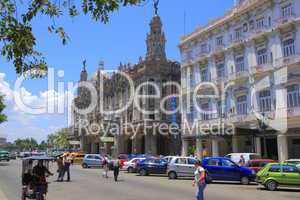 Theather in Havana