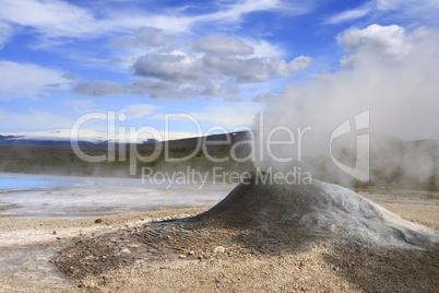 Geothermalgebiet Hveravellir