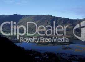 Derwent Water The Lake District