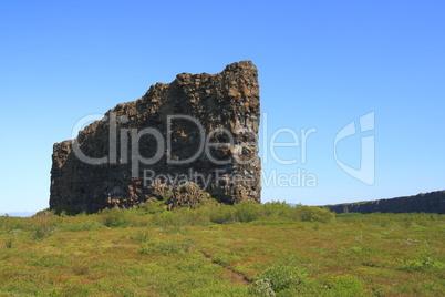 Der Jökulsárgljúfur-Nationalpark