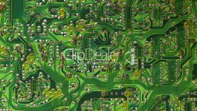 Electronic Circuit Board 7