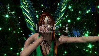 Fairy Blowing Dust HD1080