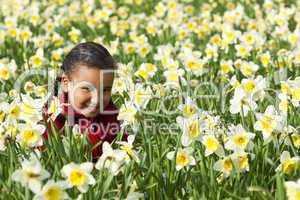 Springtime Fun/girl