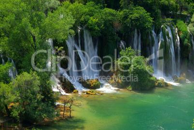 Kravica Wasserfälle - Kravica waterfall 14
