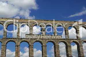 Segovia Aquädukt - Segovia Aqueduct 04