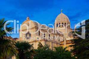 Sibenik Kathedrale - Sibenik Cathedral 12